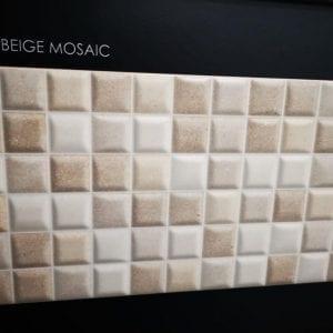 TANIS BEIGE MOSAIC 20X60