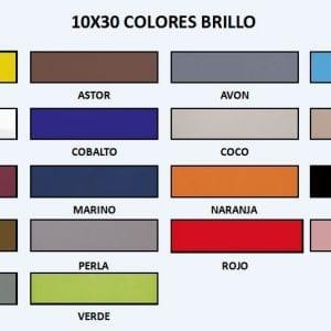 10×30 brillo