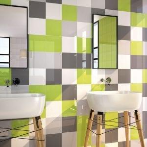 Azulejos para Baño y Cocina Serie CARPIO 20X20