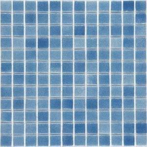 Gresite Azul piscina Antideslizante