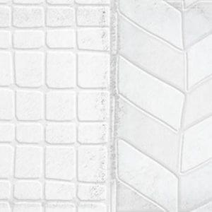 DECOR ALCHIMIA WHITE 7.5X30