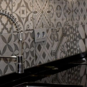 AMBIENTE SERIE 1920 MIX GREY 2 25X25