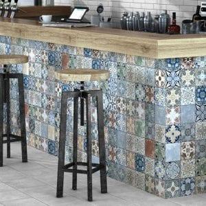 Azulejos Serie Xerea - Azulejos para Suelos y Paredes de Baños y Cocinas