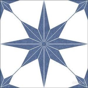 stella azul 25×25