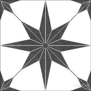 stella nero 25×25