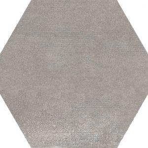 Hex 25 Atlanta Grey Hexagonal Variedad 3 22×25