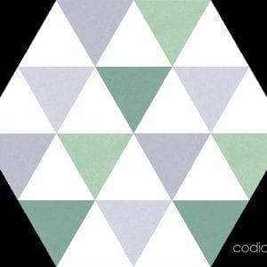 Hex 25 Delta Green 22×25 Hexagonal