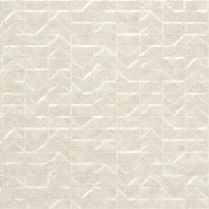 Pasta Blanca Amalfi Mosaic Beige mate 33.3×90