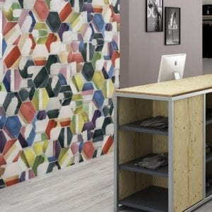 Ambiente Hex 25 Rothko Hex 25 Mix Colors 1