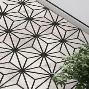 Ambiente Hex 25 Tribeca Grey 1