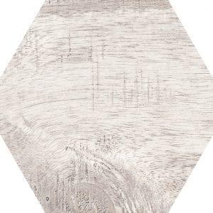 Hex 25 Sawnwood Grey Variedad 3 Hexagonal 22×25