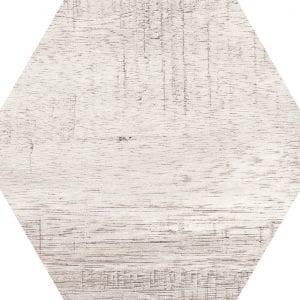 Hex 25 Sawnwood Grey Variedad 4 Hexagonal 22×25