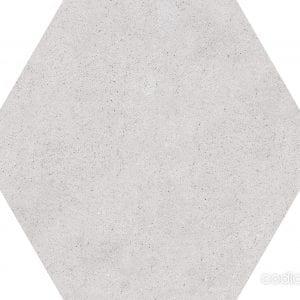 Hex25 Vintage Dark Grey Hexagonal 22×25