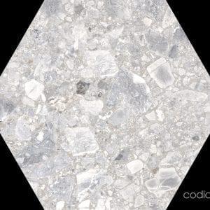 Iseo Light Hexagonal 22×25