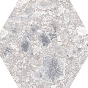 Iseo Light Hexagonal Variedad 1 22×25