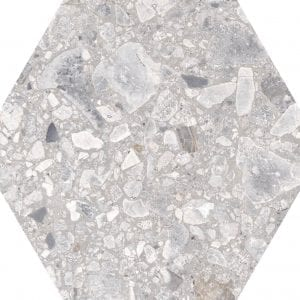 Iseo Light Hexagonal Variedad 2 22×25