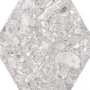 Iseo Light Hexagonal Variedad 3 22×25