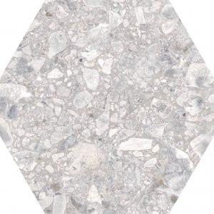 Iseo Light Hexagonal Variedad 4 22×25