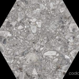 Iseo Natural Hexagonal 22×25