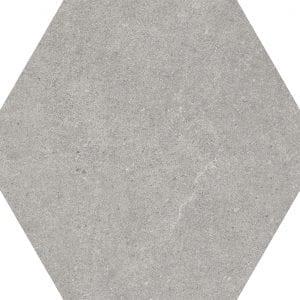 Traffic Grey Hexagonal Variedad 4 22×25