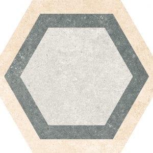 Traffic Hexacolor Mix Hexagonal Variedad 1 22×25