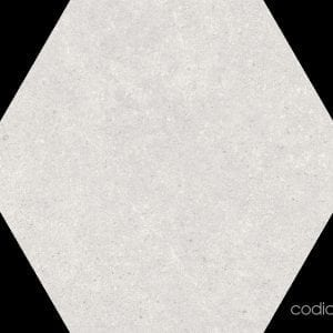 Traffic Silver Hexagonal 22×25