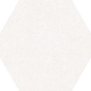 Vintage Hex25 Vintage Blanco Hexagonal Variedad 2 22×25