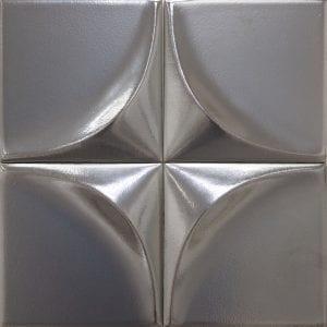 Vertex Curve Silver 15×15