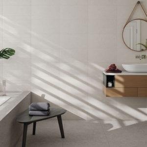 Biron white 25x50. Relieve biron white 25x50.