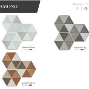 colores diamond